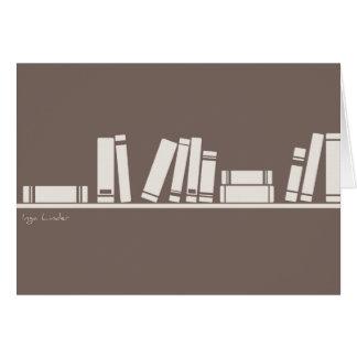 Cartes Amants de livres !