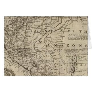Cartes Amazone au Pérou