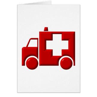 Cartes Ambulance/EMT