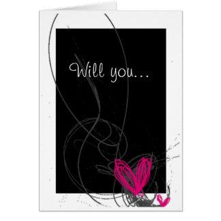 Cartes Amie d'amour