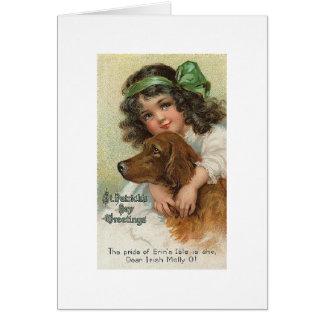 Cartes Amis du jour de St Patrick