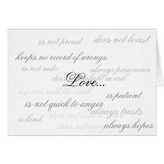 Cartes Amour…