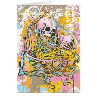 Cartes Amour après la mort