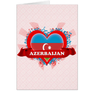 Cartes Amour Azerbaïdjan du cru I
