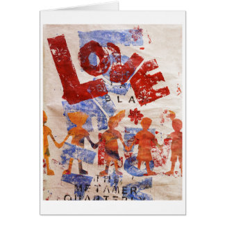 Cartes Amour d'amour d'amour fade - fade