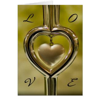 Cartes Amour, juste puisque