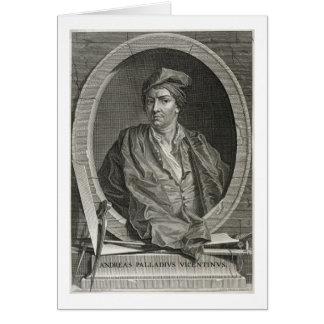 Cartes Andrea Palladio (1508-80) gravé par pica de