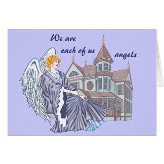 Cartes Ange de ménage