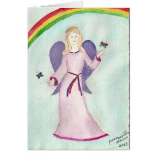 Cartes ange de transformation… par le peacewillow