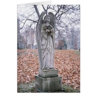 Cartes Ange en pierre