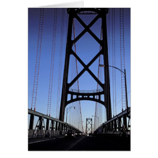 Cartes Angus L pont de Macdonald, Halifax, nova