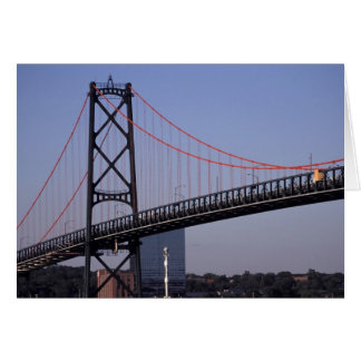 Cartes Angus L pont de Macdonald, Halifax, nova 2