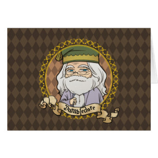 Cartes Anime Dumbledore