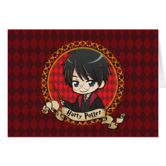 Cartes Anime Harry Potter