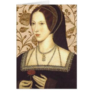 Cartes Anne Boleyn
