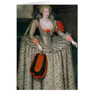 Cartes Anne du Danemark, c.1605-10