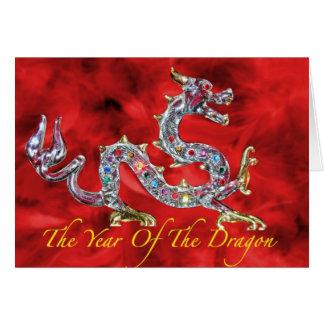 Cartes Année du dragon