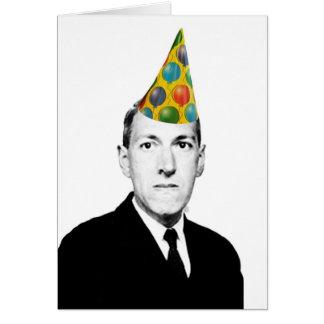 Cartes Anniversaire de Lovecraft