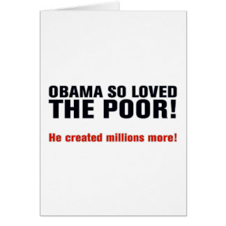 Cartes Anti Obama