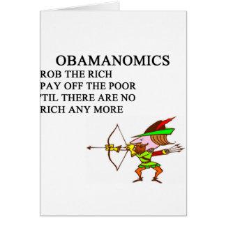 Cartes anti plaisanterie conservatrice républicaine