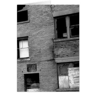 Cartes Appartement abandonné pour le loyer