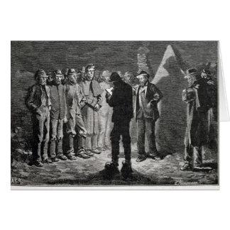 Cartes Appel nominal confédéré