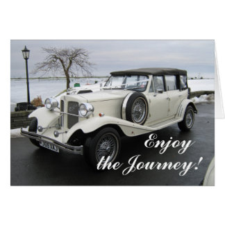 Cartes Appréciez la voiture de voyage