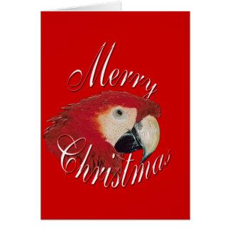 Cartes Ara de Noël