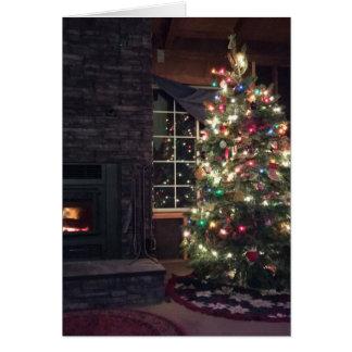 Cartes Arbre de Joyeux Noël