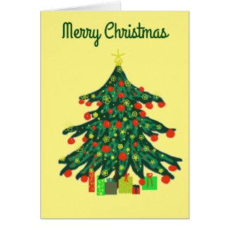 Cartes Arbre de Noël