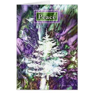 Cartes Arbre de paix