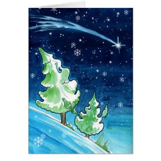Cartes Arbres de Noël