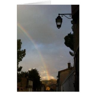 Cartes Arc-en-Ciel sur Rennes-le-chateau