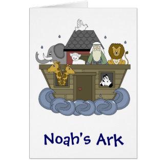 Cartes Arche de Noahs Carte-Toute occasion