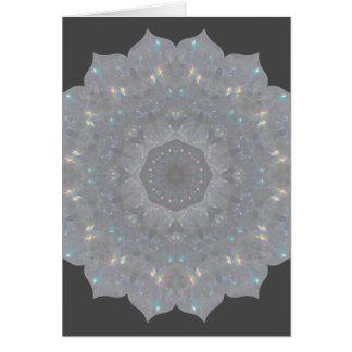 Cartes Arcs-en-ciel km2 de quartz de Lemurian