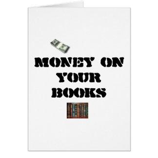 Cartes ARGENT sur vos livres…
