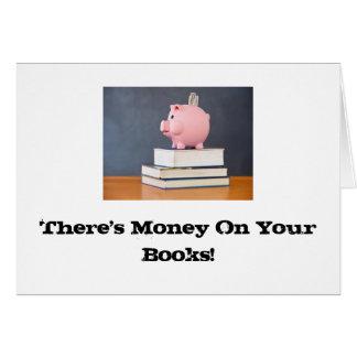Cartes Argent sur vos livres !
