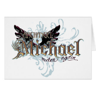Cartes Arkhangel Michael