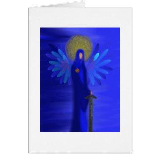 Cartes Arkhangel Michael - protection divine
