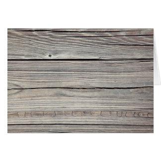 Cartes Arrière - plan en bois patiné vintage - vieux