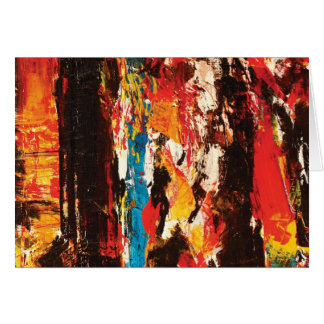 Cartes Art abstrait moderne