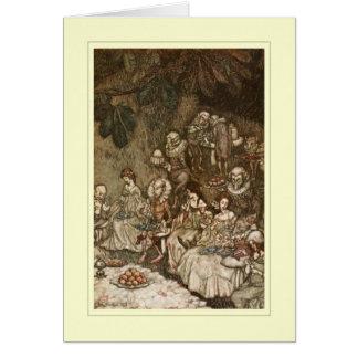 Cartes Arthur Rackham