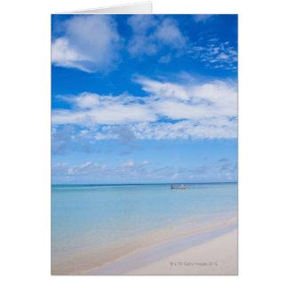 Cartes Aruba, plage et mer
