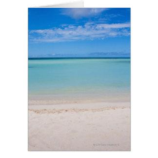 Cartes Aruba, plage et mer 3