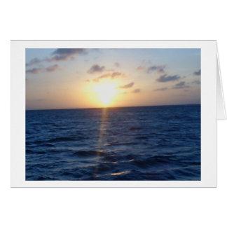 Cartes Aruba Sun et océan