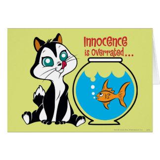 Cartes Atermoyez l'innocence est surestimé