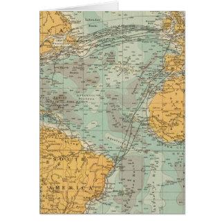 Cartes Atlantique