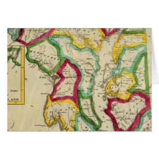 Cartes Atlas général du Maryland