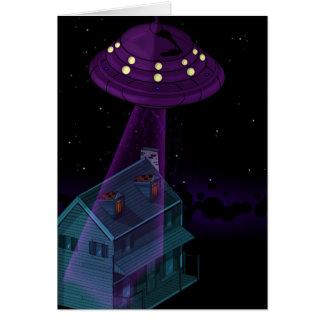 CARTES ATTAQUE D'UFO !