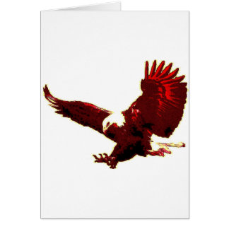 Cartes Atterrissage Eagle - Eagle en vol